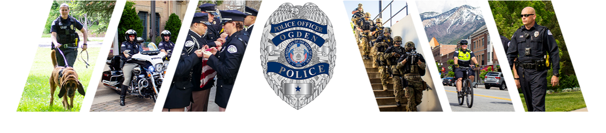 Become an Ogden Police Officer
