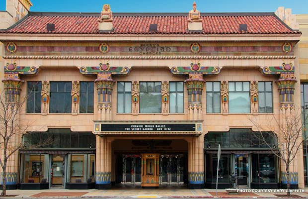 Perrys egyptian theater
