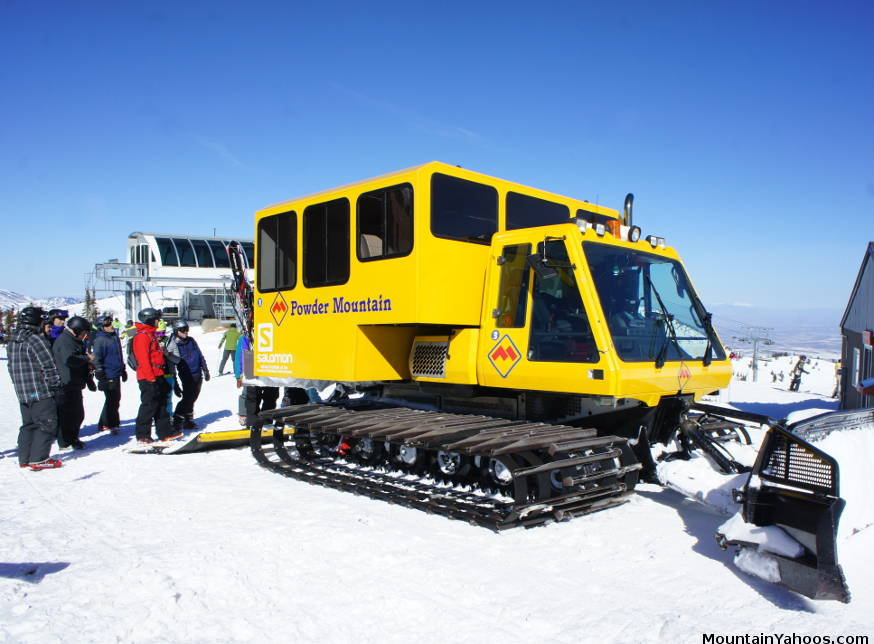 Snowcat-Backcountry-Powder Mountain