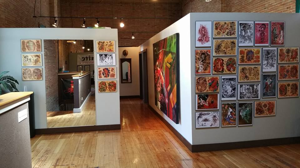 infinite tattoo