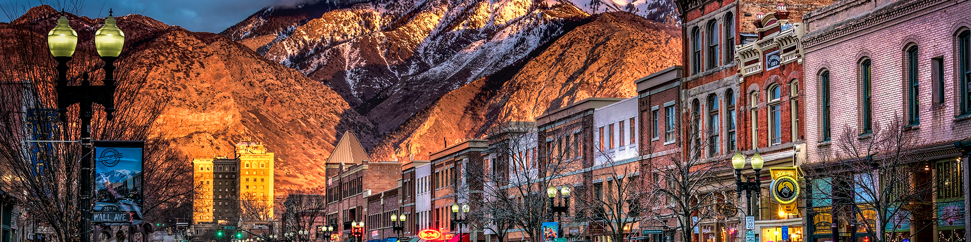 Photography by Mike Ash-Downtown Ogden