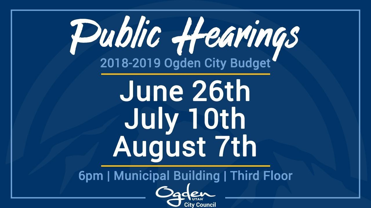 Public Hearings Graphic