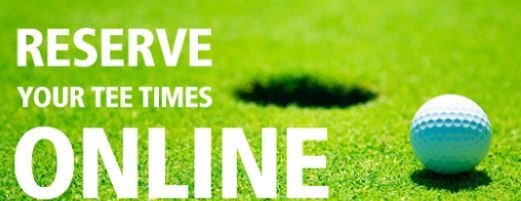 Reserve Tee Time Online Opens in new window