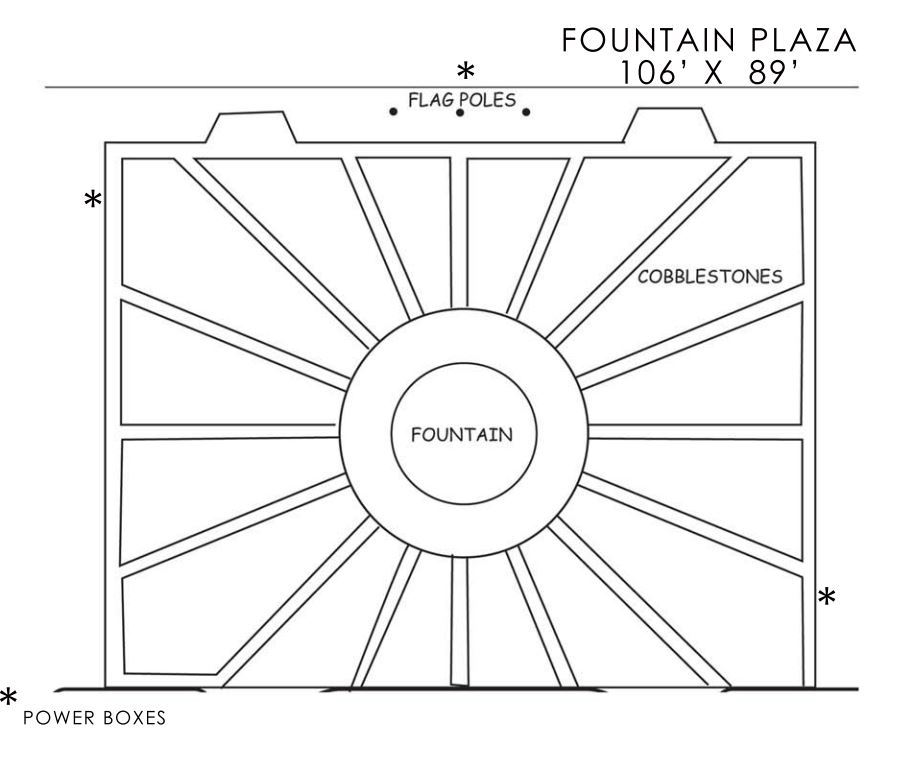 Fountain Plaza Floor Plan